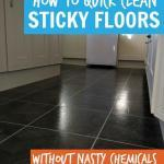 How to Clean Floors Naturally
