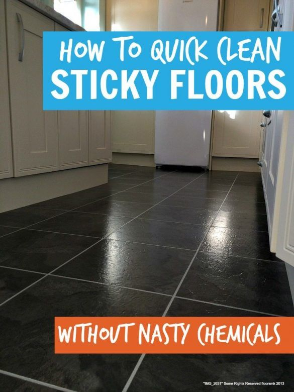How To Clean Floors Naturally Mums Make Lists