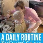 An Easy Housework Routine