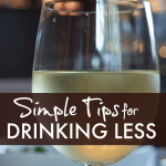 Aiming for a Dry January this New Year? Here are some simple tips for cutting down on alcohol or how to quit drinking it. Create a plan to detox and cut back on the amount you drink with these simple steps #NewYearsResolution #resolutions #goals #health #healthylifestyle #healthyliving #detox #dryJanuary
