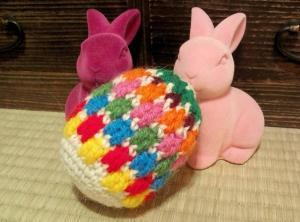 Easter Egg Amigurumi Free Pattern on Craftsy for Easter Crafts