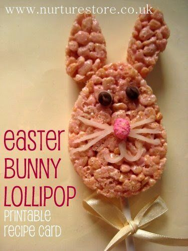 Easter Bunny baking, crafts and treats Easter Bunny Crafts Seasonal Celebrations | Easter