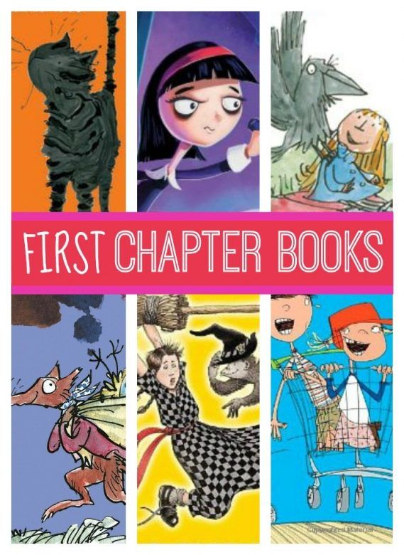 First Chapter Books For Younger Children Mums Make Lists