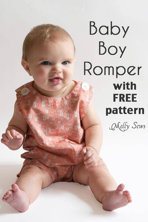 Free Baby Clothes Pattern, baby sewing patterns free, Free baby romper pattern, baby romper pattern free, free baby clothes patterns