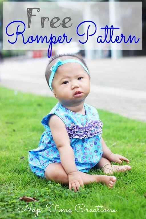 free baby romper sewing pattern, Free Baby Clothes Pattern, Baby clothes patterns, Free baby clothes patterns, baby romper pattern free, free baby sewing patterns pdf available for download, baby clothes patterns free