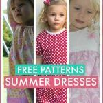 Free Girls Dress Patterns