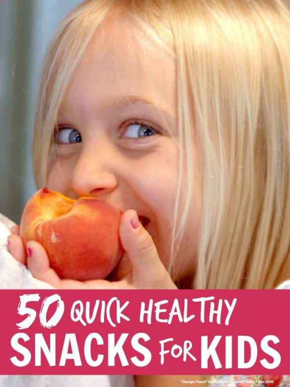 Here is a list of 50+ healthy snacks ideas for kids. Easy, quick prep or no prep foods you can buy and keep in the snack cupboard or fridge to give your hungry children to take to school, have as an after school snack or light meal. #KidsFood #KidsFoodIdeas #KidsHealth #KidsHealthyFood #Kids
