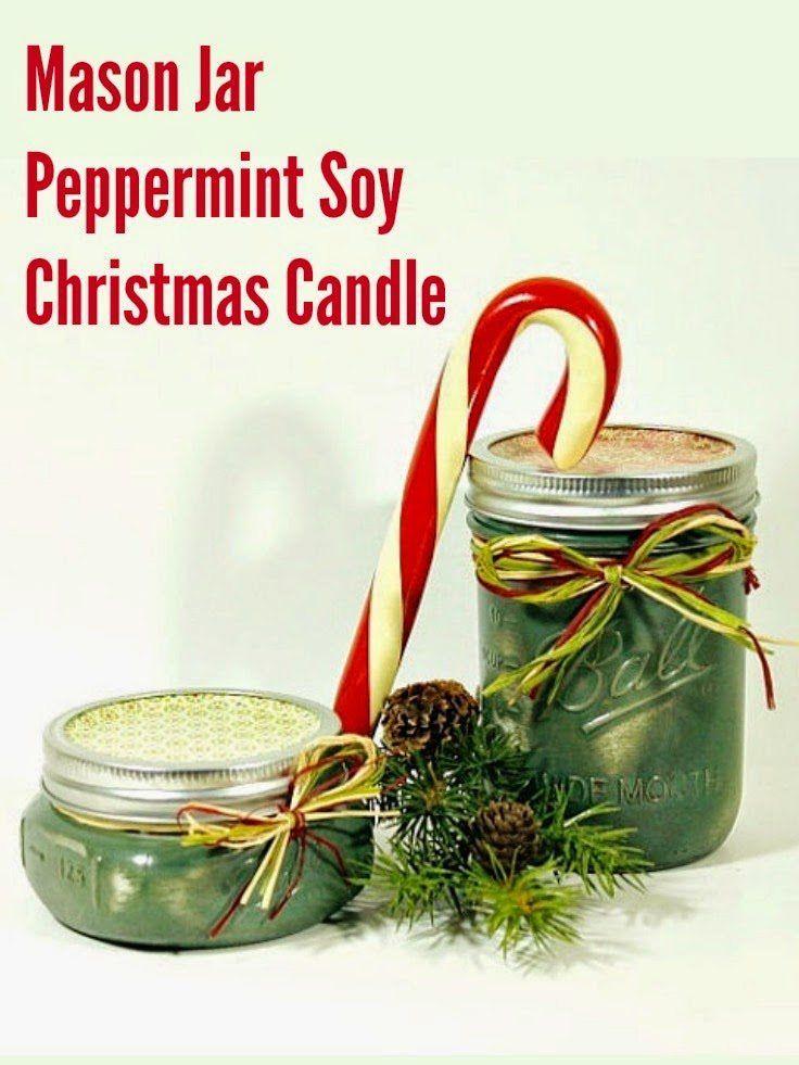 10 mason jar christmas gift ideas mums make lists for Christmas candle gift ideas