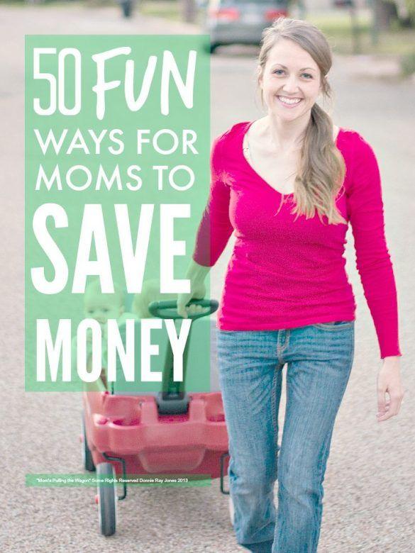 money saving tips for mums mums make lists