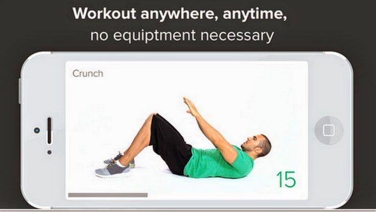Quick Fit 7 Minute Workout by Tiny Hearts Limited, Fitness App