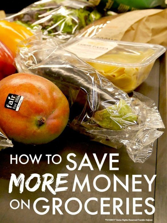 Want to save even MORE money on your weekly groceries? Check out these simple tips that helped us cut our grocery bill even further ...