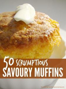 Savoury muffins ... yummy muffins kids love that are perfect for hiding veg for picky eaters