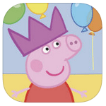 Peppa Pig's Party Time App iPhone