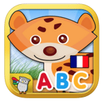 ABC French Alphabet Puzzles For Kids App