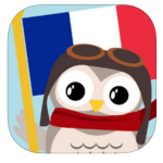 Gus On The Go French Language Learning App for Kids