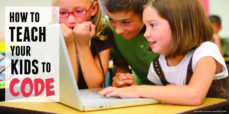 Teach your kids to code ... even if you have never coded before in your life
