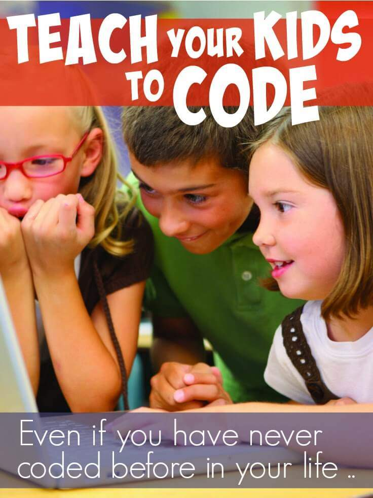 Get teaching kids to code! - Mums Make Lists