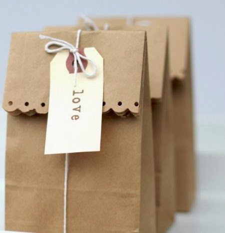 Christmas gift tags ... lovely Christmas gift tags you can make yourself