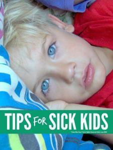 Simple tips for keeping sick kids hydrated when they have a tummy bug or gastric flu ..