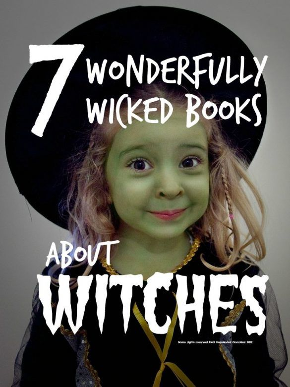 7 Witch Stories for Children - Mums Make Lists