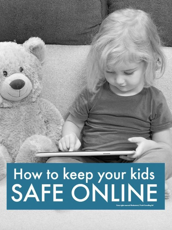 Online safety tips for kids ... simple practical tips to help you keep your kids safe online