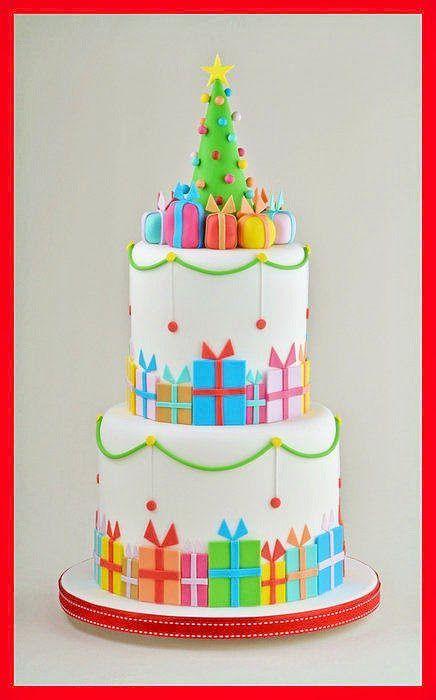 Christmas Cake Decorating Mums Make Lists